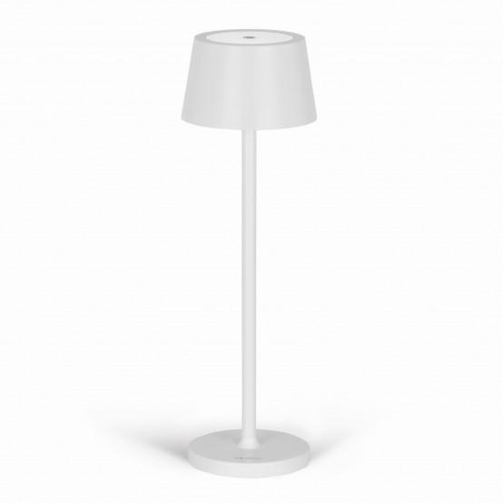 Lampada stilosa da tavolo usb